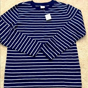 Hanna Classic Striped Top NWT size 140/10